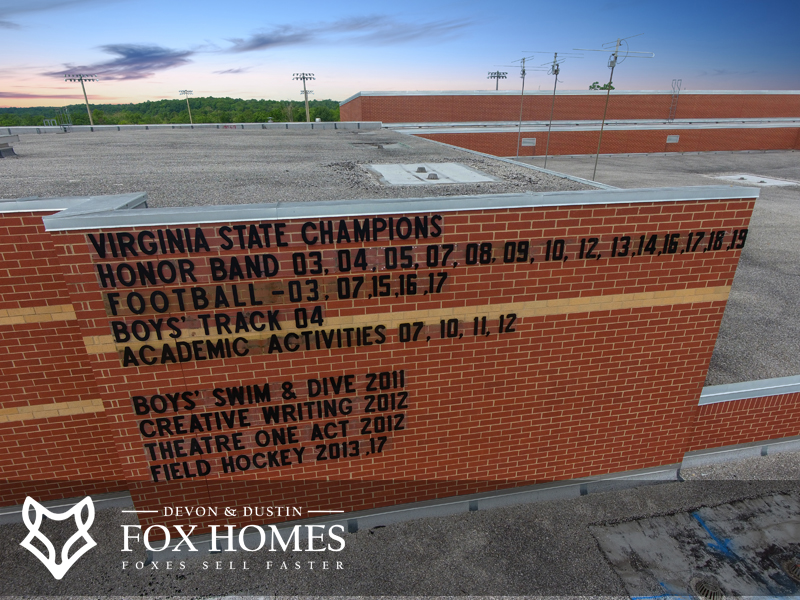 Westfield High School Virginia Run Realtor