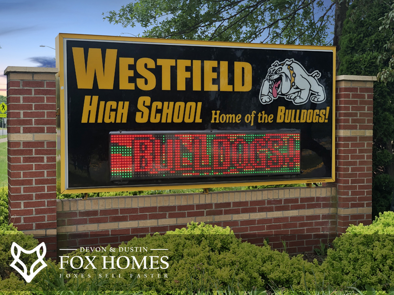 Westfield High School Sully Station Realtor