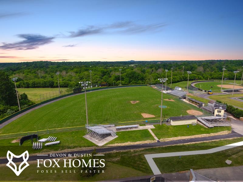 Westfield High School Virginia Run Sport