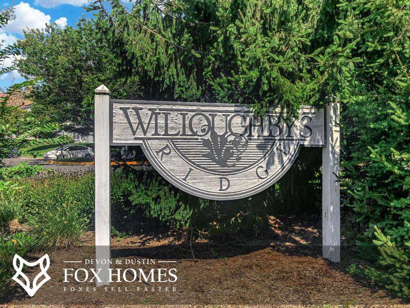 Willoughby's Ridge, Centreville Homes for sale