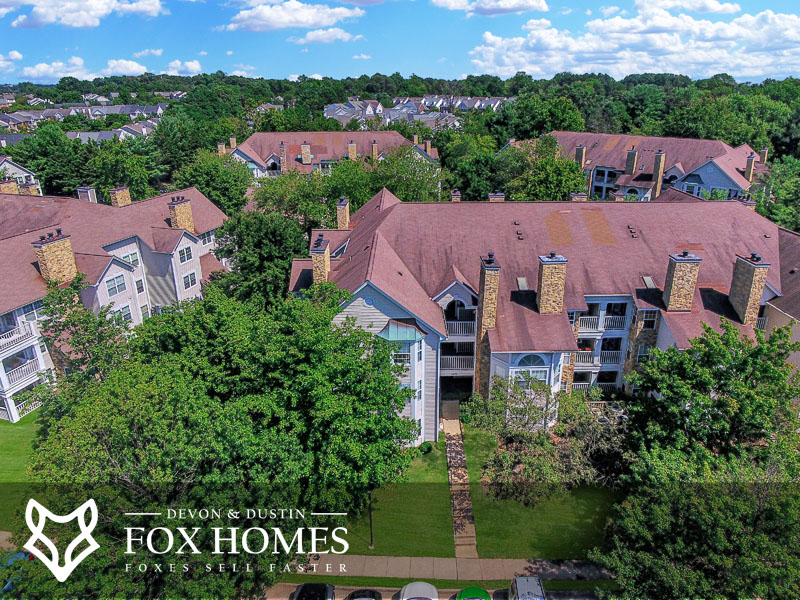 Willoughby's Ridge, Centreville Real Estate
