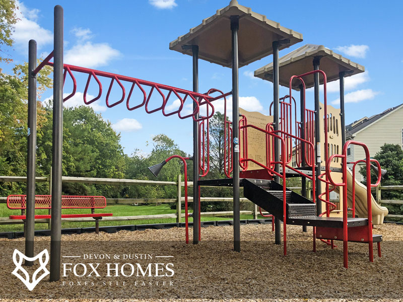 Winding Ridge amenities centreville playgrounds