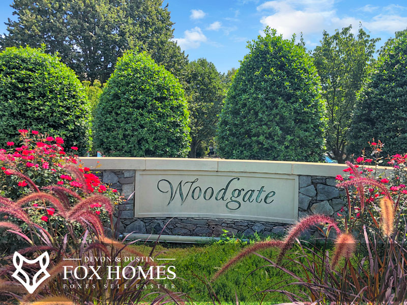 Woodgate Crossing Homes for sale