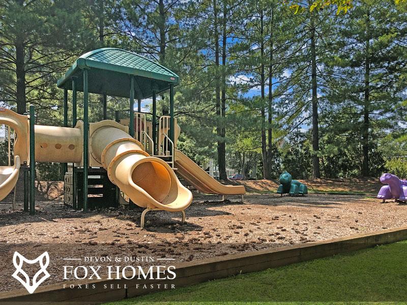 Woodgate Village Centreville Playground