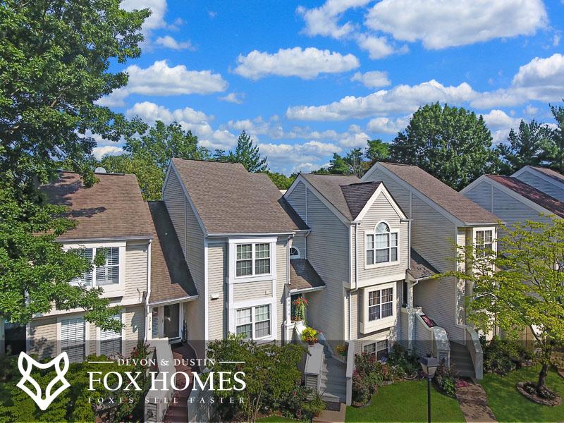 Woodgate Village Centreville Homes for sale