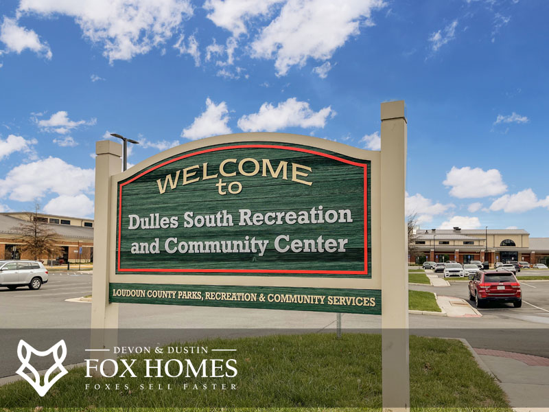 Dulles South Recreation and community center
