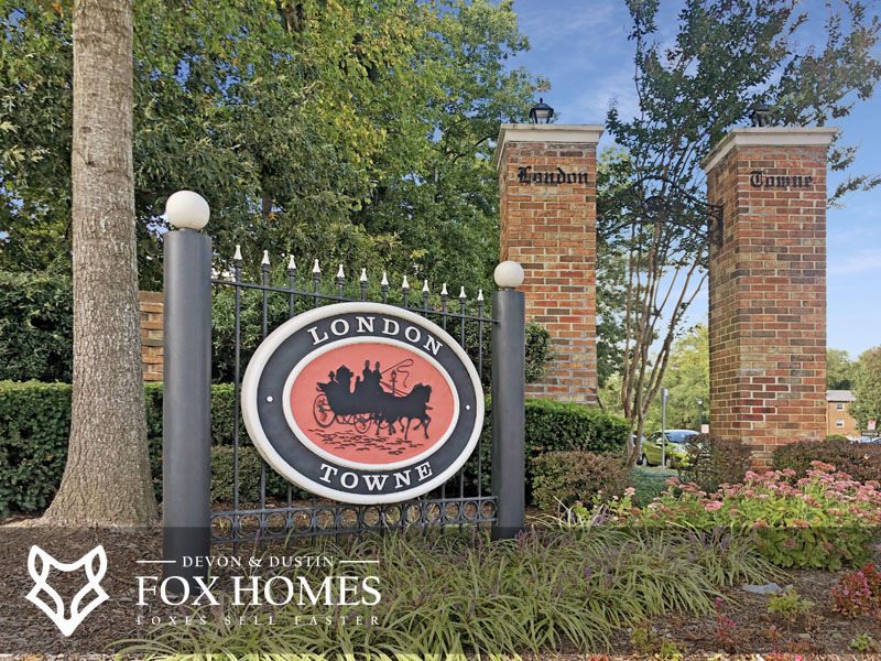 London Towne Centreville Homes for sale
