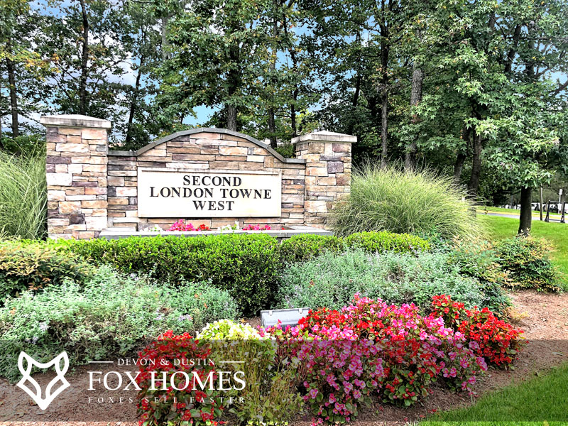 London Towne West ii homes for sale