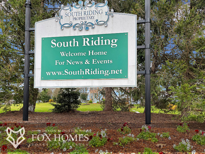 South Riding Homes for Sale