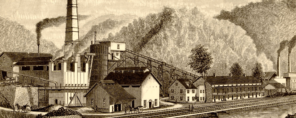 Henry Clay Furnaces West Hempfield Township
