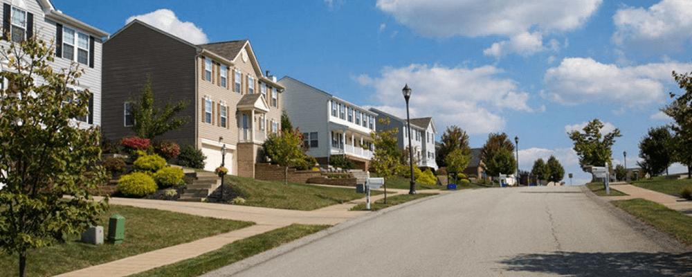 Neighborhoods in North Huntington PA