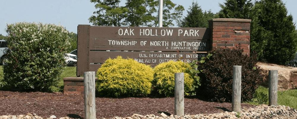 Oak Hollow park North Huntingdon PA