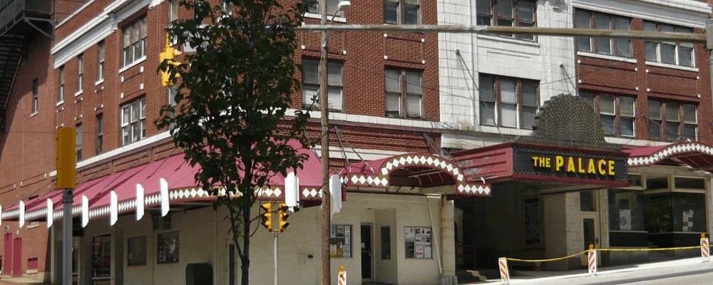 the palace theatre hempfield township pa