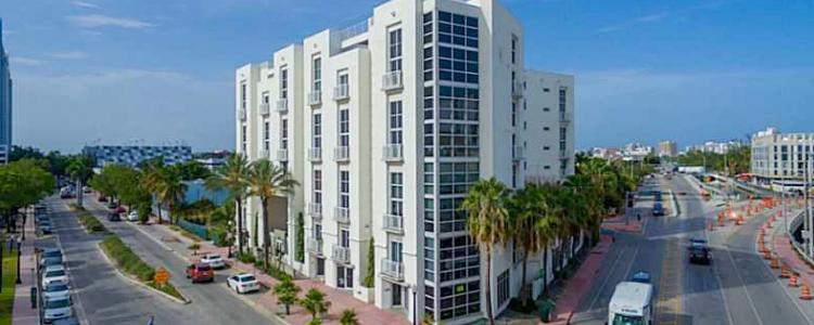 Lofts at South Beach
