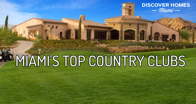 Miami Top Country Clubs