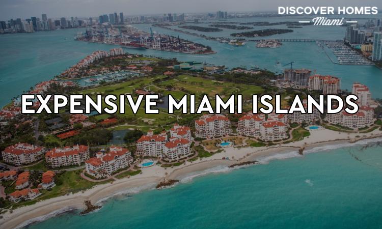 Expensive Miami Islands