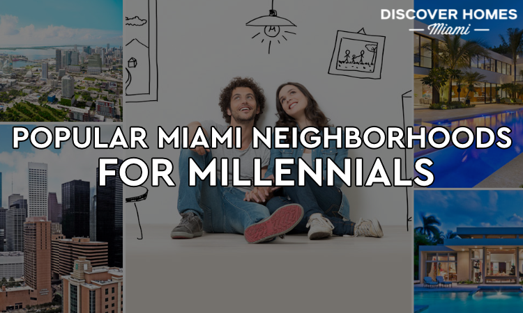Millennial neighborhoods