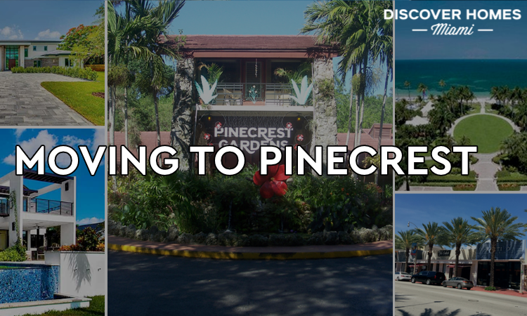 Moving to Pinecrest