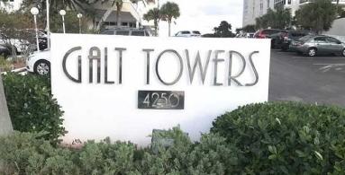 Galt Towers