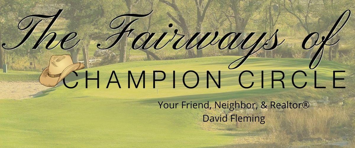 Fairways of Champion Circle