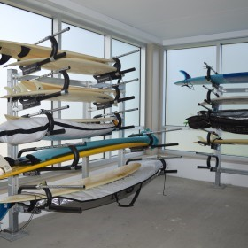 801 south surfboard storage