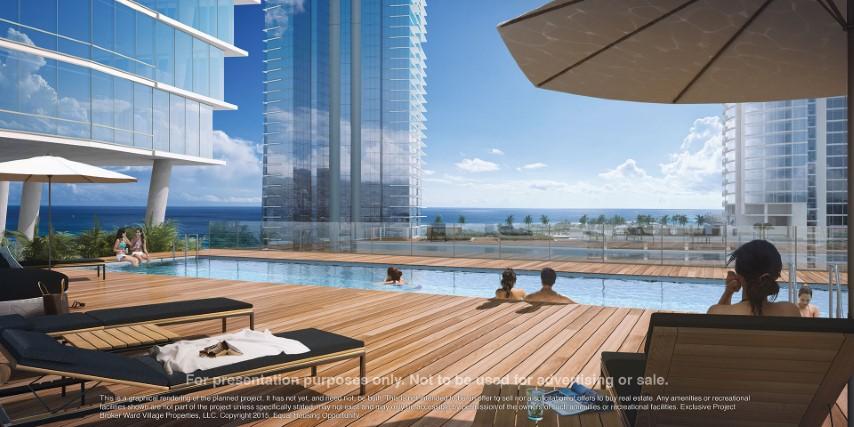 Ae'o pool deck