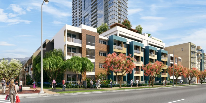 Keauhou Place Condo street view