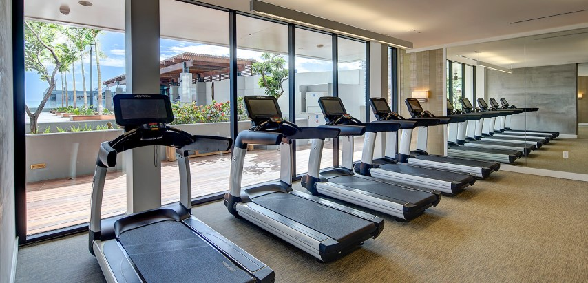 Symphony Honolulu fitness center