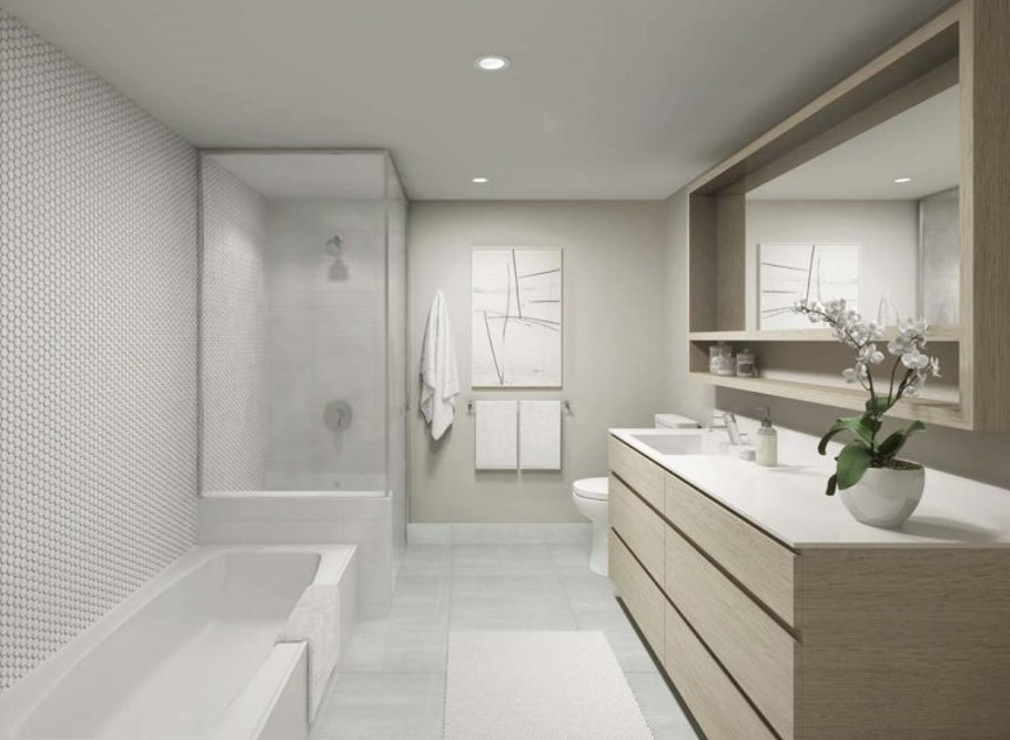 Sky Ala Moana bathroom photo