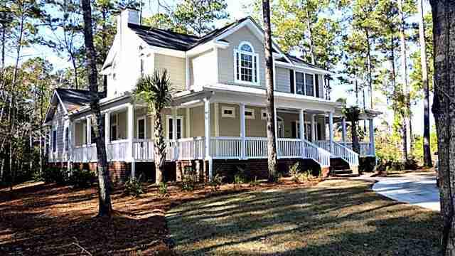 Collins Creek Landing Home
