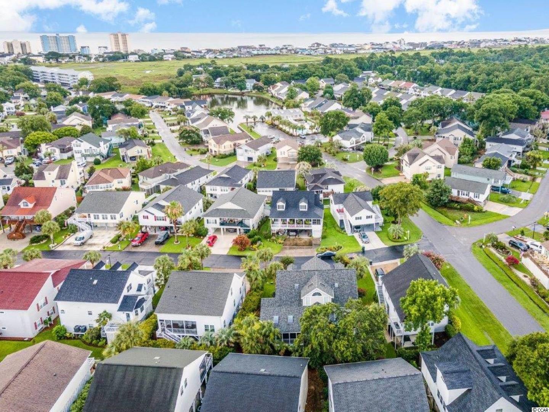 Garden City Aerial View