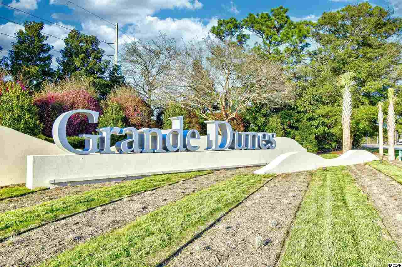 Grande Dunes Real Estate