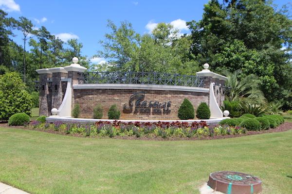 Seasons at Prince Creek Entrance