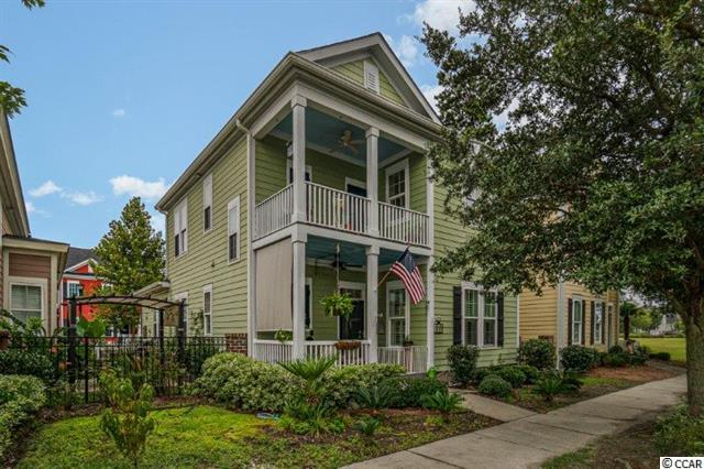 Sweetgrass Square Homes