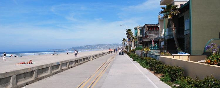 Moving to San Diego, CA