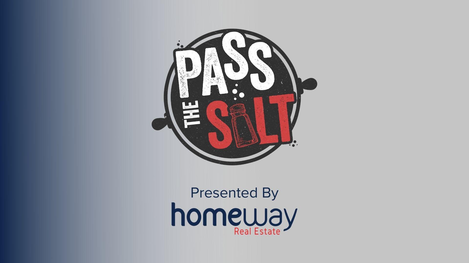 Pass the Salt Logo