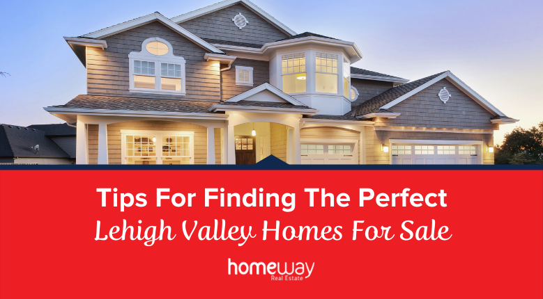 Perfect Lehigh Valley Home