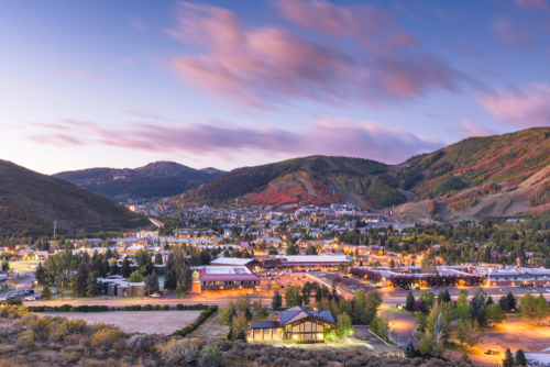 Old Town Park City Utah