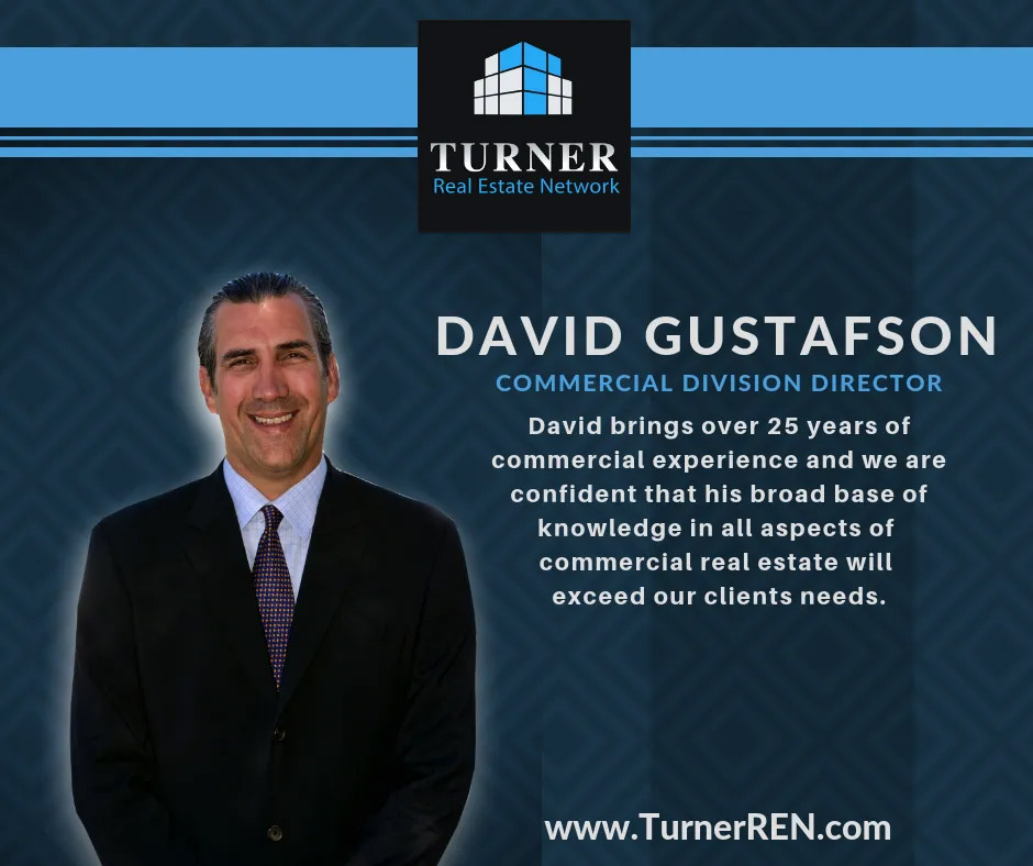 David Gustafson | Turner Real Estate Network