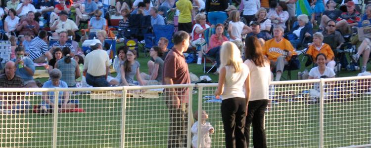Crockett Park Concert