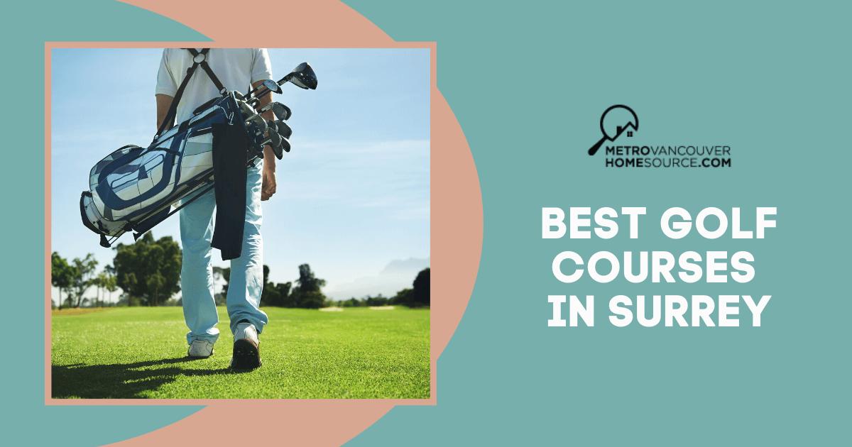 Best Golf Courses in Surrey