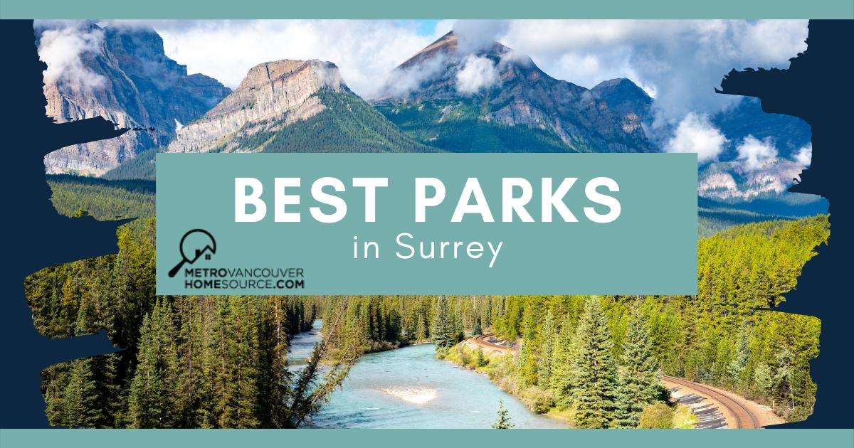 Best Parks in Surrey