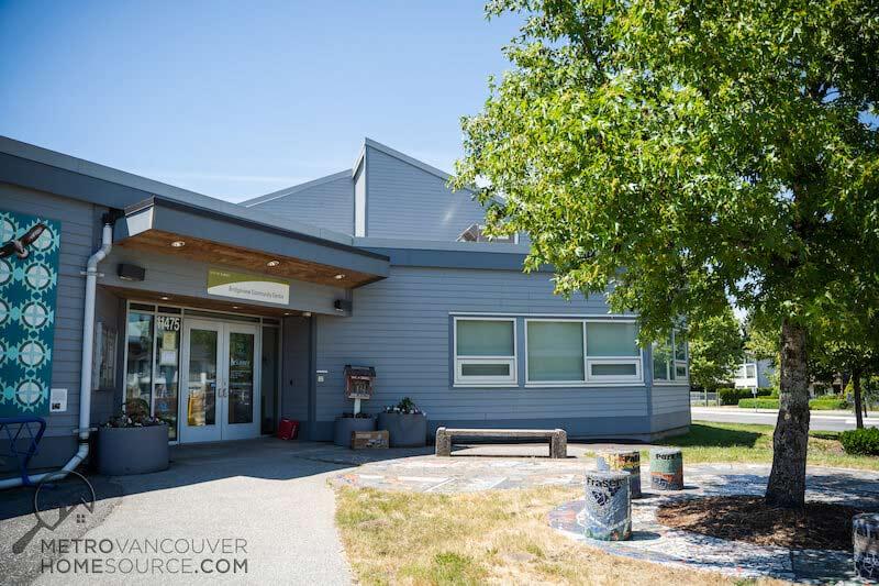 Community Centre in Bridgeview, Surrey, British Columbia