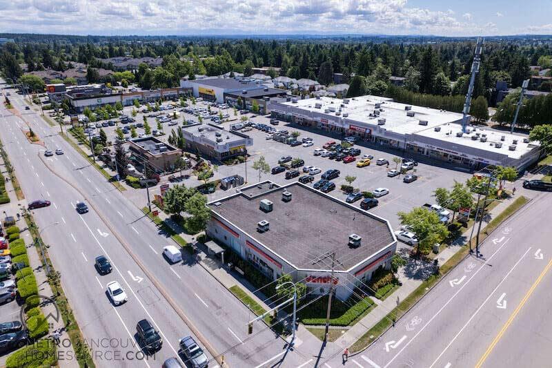 Cedar Hills Plaza in Surrey, British Columbia