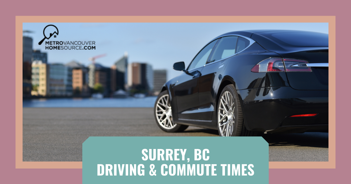What to Know About Driving in Surrey