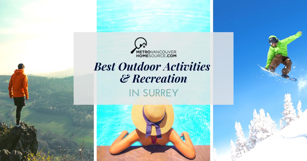 Best Outdoor Activities in Surrey