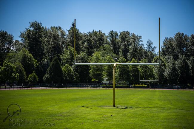 Bear Creek Park Football Field, Bear Creek Neighbourhood, Surrey