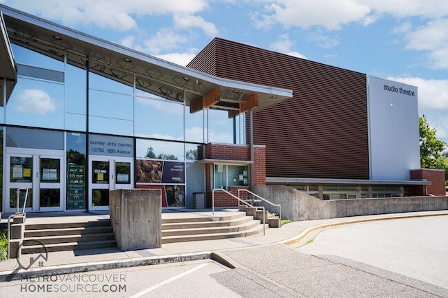 Surrey Arts Centre, Bear Creek Neighbourhood, Surrey