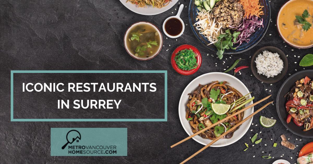 Best Restaurants in Surrey