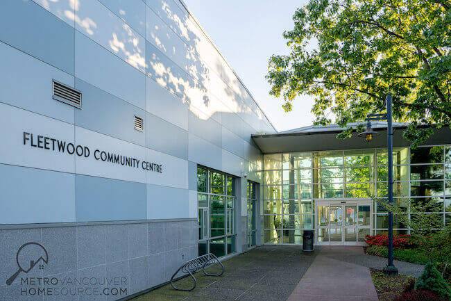 Fleetwood Community Centre, Fleetwood, Surrey